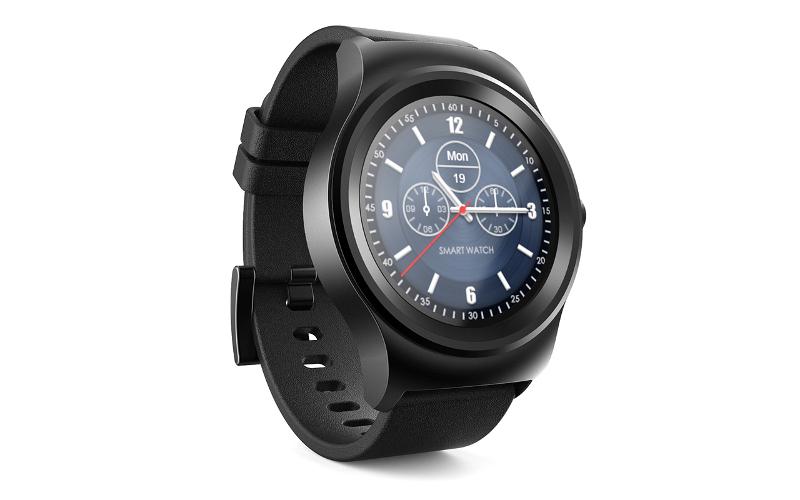 Elegantní design hodinek