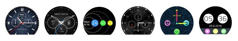 Moderní design hodinek